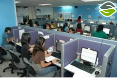 Online form filling projects with advance payment