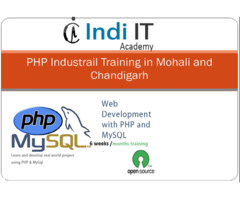 Industrial Training to Boost Your Career in PHP