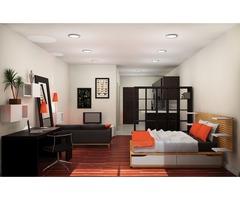 1 BHK @ 46 Lacs - Central Park Flower Valley The Room | 9250404178