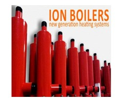 Heating boilers (ion boilers) climate control automatic manufacturing