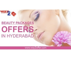 Beauty Packages in Hyderabad | Way2offer