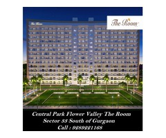 1 BHK Apartments in Gurgaon - Central Park | 9289221168