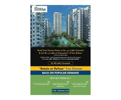 2 BHK Apartments in Sector 68 Gurgaon - M3M Sierra | 9289221168