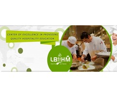 LBIIHM the Most Recognized Hotel Management College in Delhi