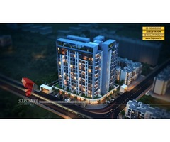 Best 3d architectural high rise apartment rendering services by 3D Power