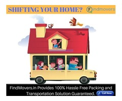 Delhi Packers and Movers at Low Cost | Findmovers.in