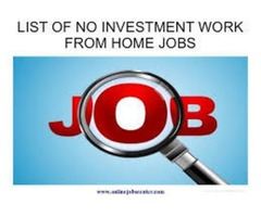 Earn Rs.2000/- daily from home - Govt Registered Job - 83000-60505