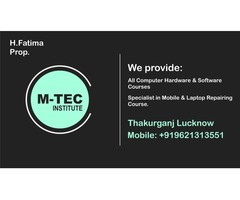 Best Laptop Repairing Training Institute in Lucknow India