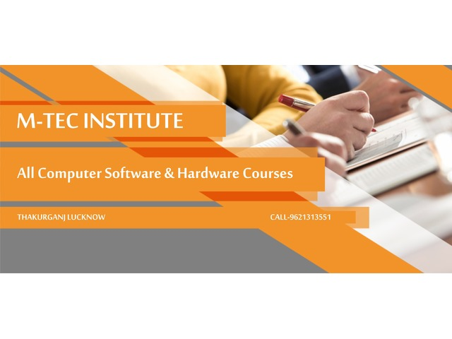 Tally ERP9, Professional Accounting Course in Chowk Lucknow M-TEC