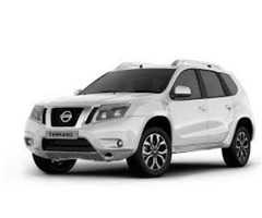 The best suv for Indian road,the nissan  terrano