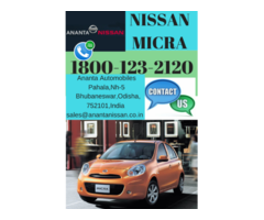 Best Car Dealer In Your City, Buy New Nissan Micra Car