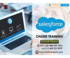 Best source to Learn salesforce Online Training Bangalore