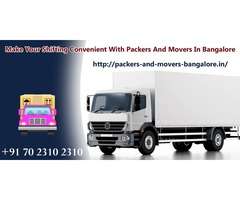 Affordable Packers and Movers Bangalore Local Shifting Charges