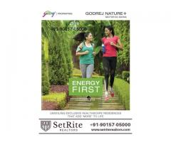 Godrej Nature Plus Apartment South of Gurgaon +91-90157-05000