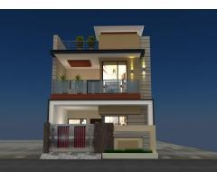 5.57 Marla New House In New Guru Amardass Nagar Jalandhar