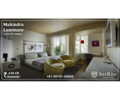 Mahindra Luminare Apartments Sector 59 Gurgaon +91-90157-05000