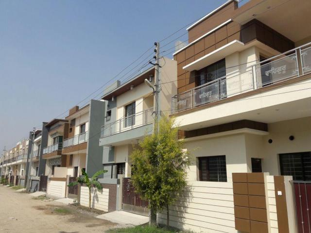 High Society 4bhk House In Toor Enclave Jalandhar