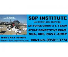 "Good & Best Courses For ""AIRFORCE X/Y"" Coaching Institute In New Delhi"