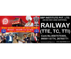 No.1 Coaching centre For (INDIAN RAILWAYS RRB) In Sbp Institute Mahipalpur,South Delhi.
