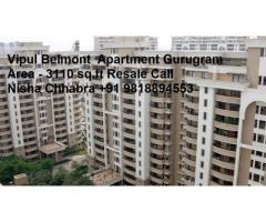 Vipul Belmonte Nisha98l8894553 Apartment Gurgaon Resale