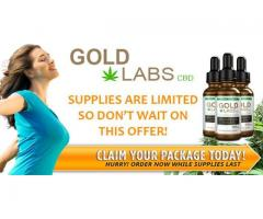 Gold Labs CBD - Remove Your Stress