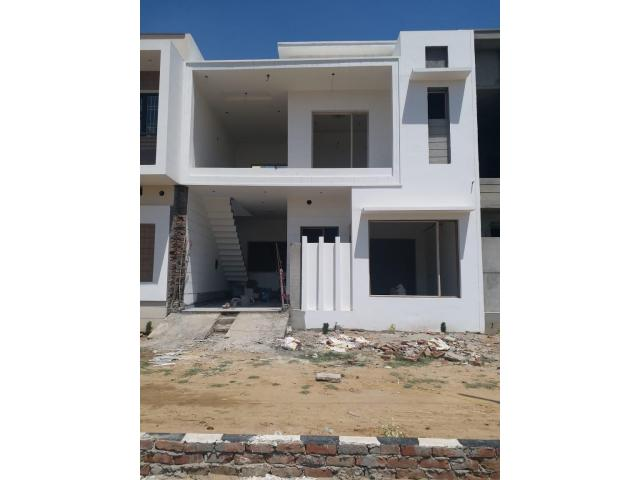 90 % Loan Facility Available 3bhk House In Jalandhar