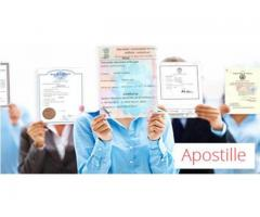 certificate attestation for UAE, Dubai, Saudi Arabia, Qatar, Oman and Kuwait