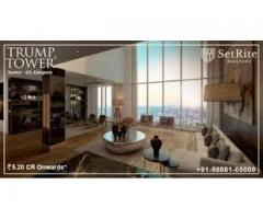Trump Towers Delhi NCR Gurgaon Apartments Price Golf Course Road +91-72908-00011